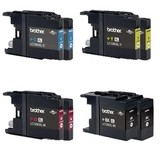 Brother LC-1280XL INKTCARTRIDGES MULTIPACK 8STKS (HUISMERK)