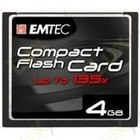 Emtec Compact Flash kaart 4GB
