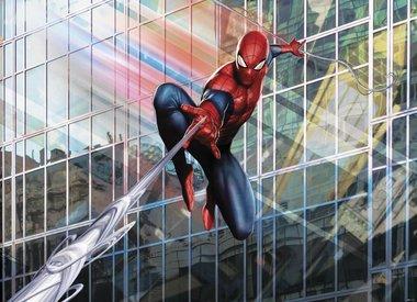 Spiderman Kinderbehang
