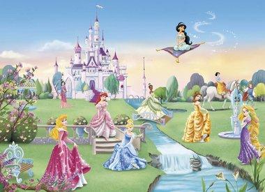 Prinsessen Kinderbehang
