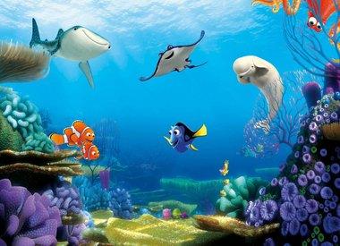 Finding Nemo & Dory Kinderbehang