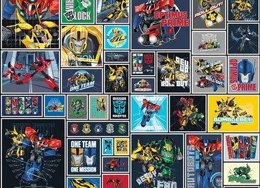 Transformers Kinderbehang
