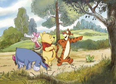 Winnie the Pooh Kinderbehang