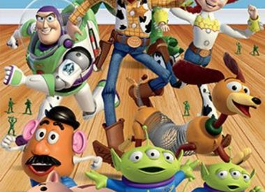 Toy Story Kinderbehang