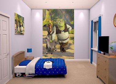 Shrek Kinderbehang