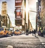 Scenics Edition 2 Fotobehang Komar Steden behang Times Square