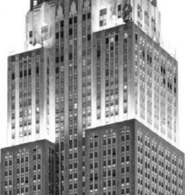 Munich Design Fotobehang Komar Steden behang Empire State Building
