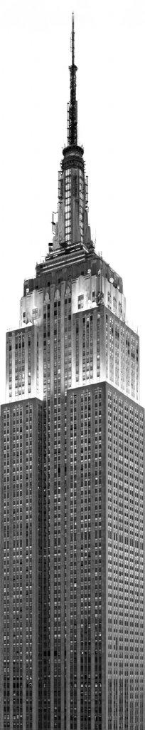 Munich Editon 1 Fotobehang Komar Steden behang Empire State Building