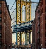 Scenics Edition 2 Fotobehang Komar Steden behang Brooklyn