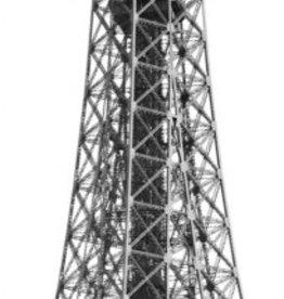 Munich Design Fotobehang Komar Steden behang Tour Eiffel