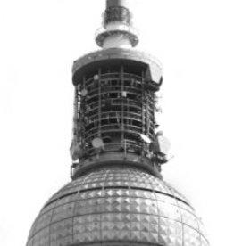 Munich Design Fotobehang Komar Steden behang Fernsehturm
