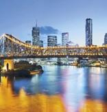 Scenics Edition 2 Fotobehang Komar Steden behang Brisbane