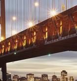 Scenics Edition 2 Fotobehang Komar Steden behang Bay Bridge