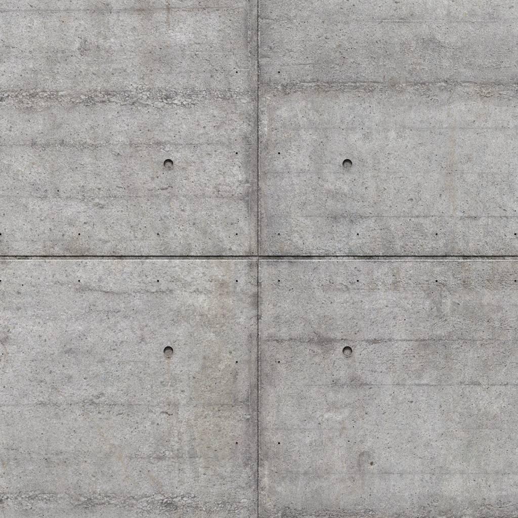 Flower & Textures Edition 1 Fotobehang Komar Stijlen Behang Concrete Blocks