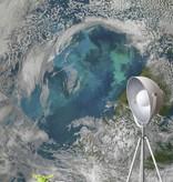 Munich Editon 1 Fotobehang Komar Wereldkaarten Behang Planet