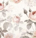 Flower & Textures Edition 1 Fotobehang Komar Bloemen Behang La Maison