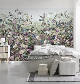 Flower & Textures Fotobehang Komar Bloemen Behang Botanica