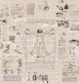Munich Editon 1 Fotobehang Komar Bloemen Behang Da Vinci