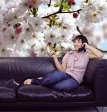 Flower & Textures Edition 1 Fotobehang Komar Bloemen Behang Spring XXL