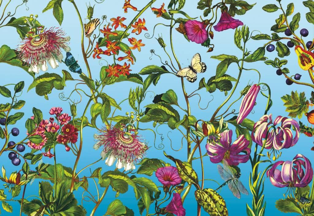 Into Illusions Edition 2 Fotobehang Komar Bloemen Behang Jardin