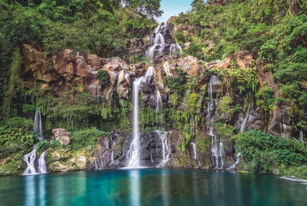 Into Illusions Edition 2 Fotobehang Komar Natuur Behang Cascade