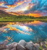 Into Illusions Edition 2 Fotobehang Komar Natuur Behang Daybreak