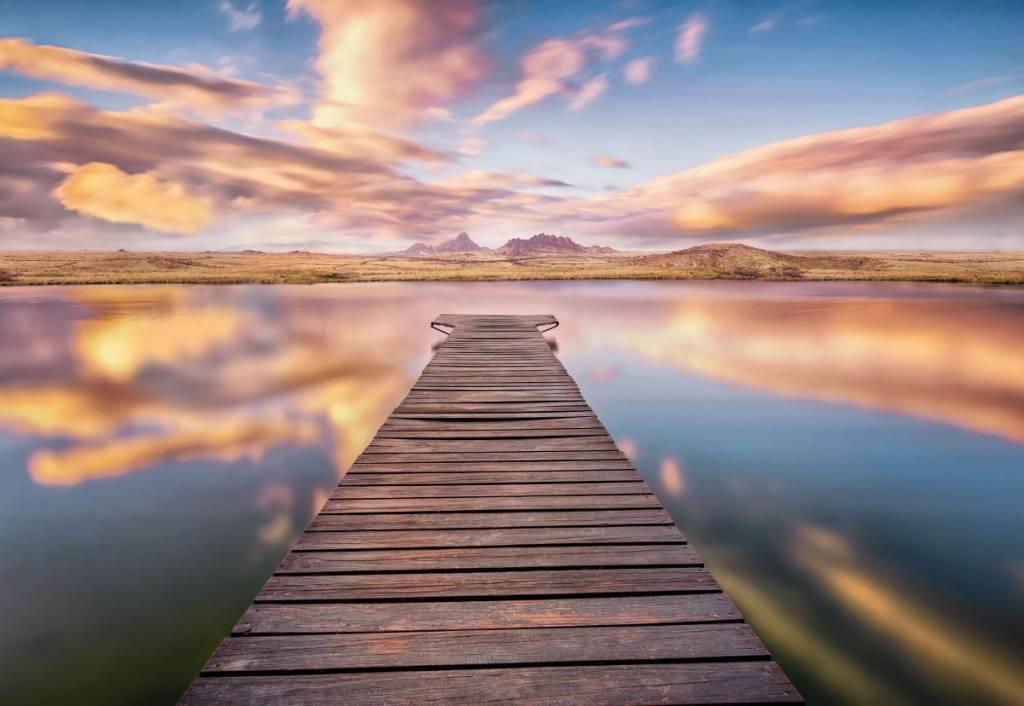Scenics Edition 2 Fotobehang Komar Natuur Behang Serenity
