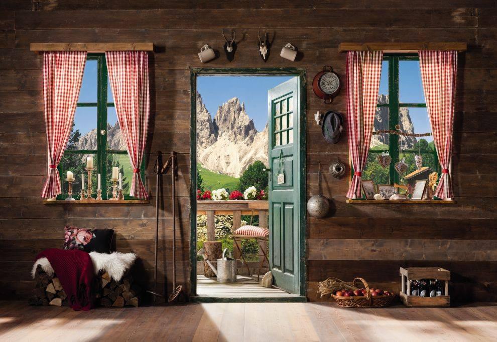 Scenics Edition 2 Fotobehang Komar Natuur Behang Dolomiti
