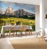 Scenics Edition 2 Fotobehang Komar Natuur Behang Alpen
