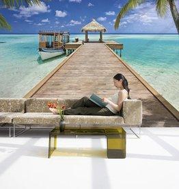 Scenics Edition 2 Fotobehang Komar Natuur Behang Beach Resort