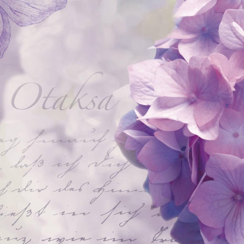 Flower & Textures Edition 1 Fotobehang Komar Bloemen Behang Otaksa