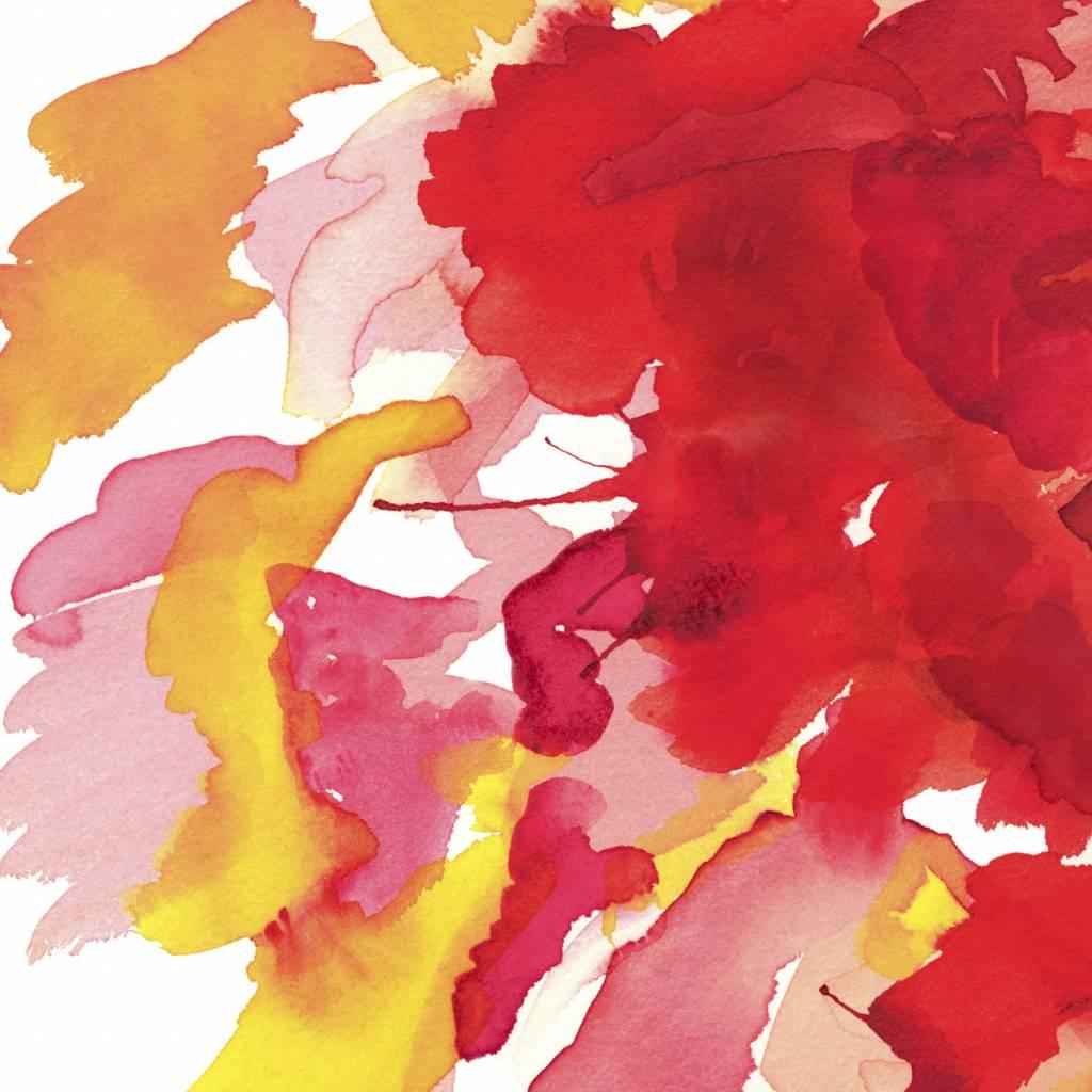 Flower & Textures Edition 1 Fotobehang Komar Bloemen Behang Passion