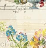Flower & Textures Edition 1 Fotobehang Komar Bloemen Behang Memories