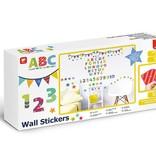Walltastic Muursticker Kinderkamer Walltastic M - ABC Alfabet