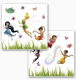 Disney Edition 1 Raamsticker Kinderkamer Komar Disney Fairies