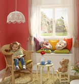 Disney Edition 1 Raamsticker Kinderkamer Komar Disney Fairies
