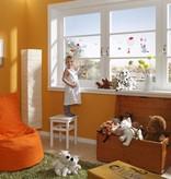 Disney Edition 1 Raamsticker Kinderkamer Komar Disney Winnie Pooh