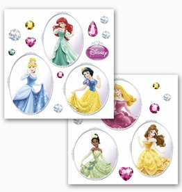Disney Edition 1 Raamsticker Kinderkamer Komar Disney Princess