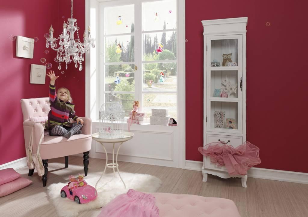 Disney Edition 1 Raamsticker Kinderkamer Komar Disney Princess