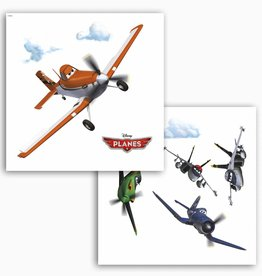 Disney Edition 1 Raamsticker Kinderkamer Komar Disney Planes