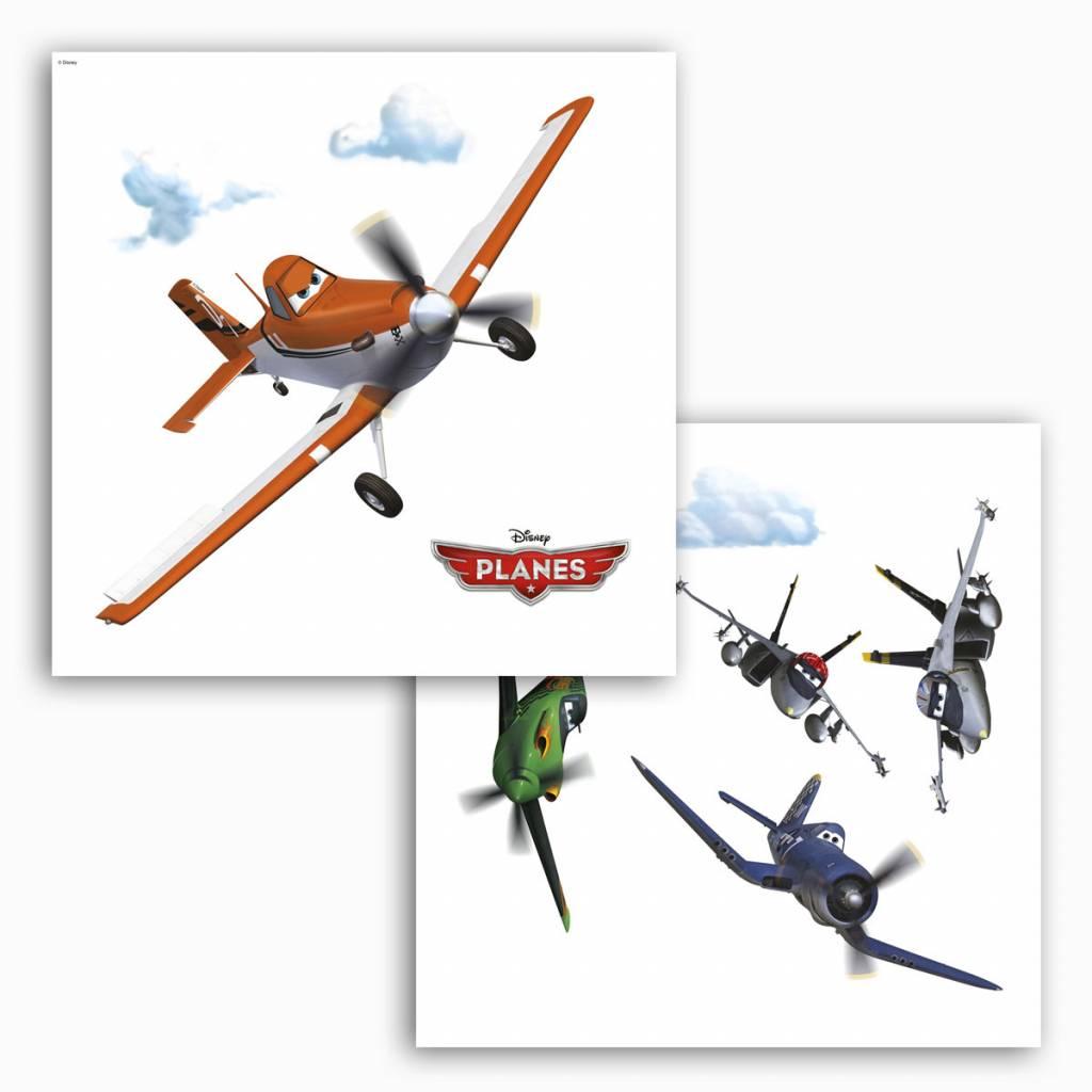 Disney Edition 1 Raamsticker Kinderkamer Komar Disney Planes