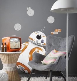 Disney Edition 1 Muursticker Kinderkamer Komar - BB-8