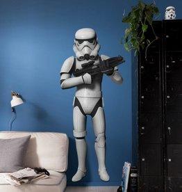 Star Wars Muursticker Kinderkamer Komar - Stormtrooper