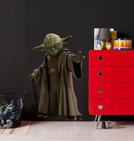 Star Wars Muursticker Kinderkamer Komar - Yoda