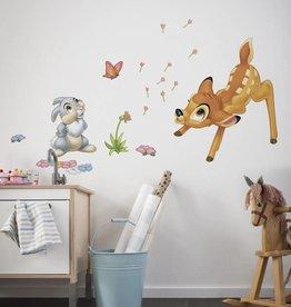 Disney Muursticker Kinderkamer Komar - Bambi
