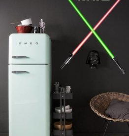 Disney Edition 1 Muursticker Kinderkamer Komar - Lightsaber