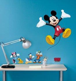 Disney Muursticker Kinderkamer Komar - Mickey and Friends