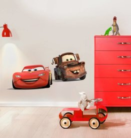 Disney Edition 1 Muursticker Kinderkamer Komar - Cars Friends
