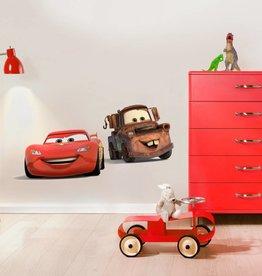 Disney Muursticker Kinderkamer Komar - Cars Friends