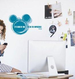 Disney Muursticker Kinderkamer Komar - It's kind of fun